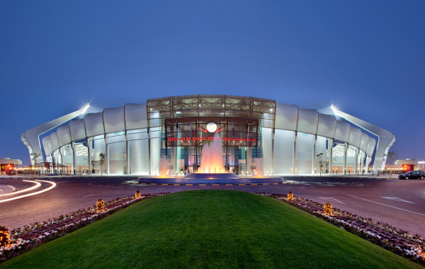 Lekhwaiya Sports stadium